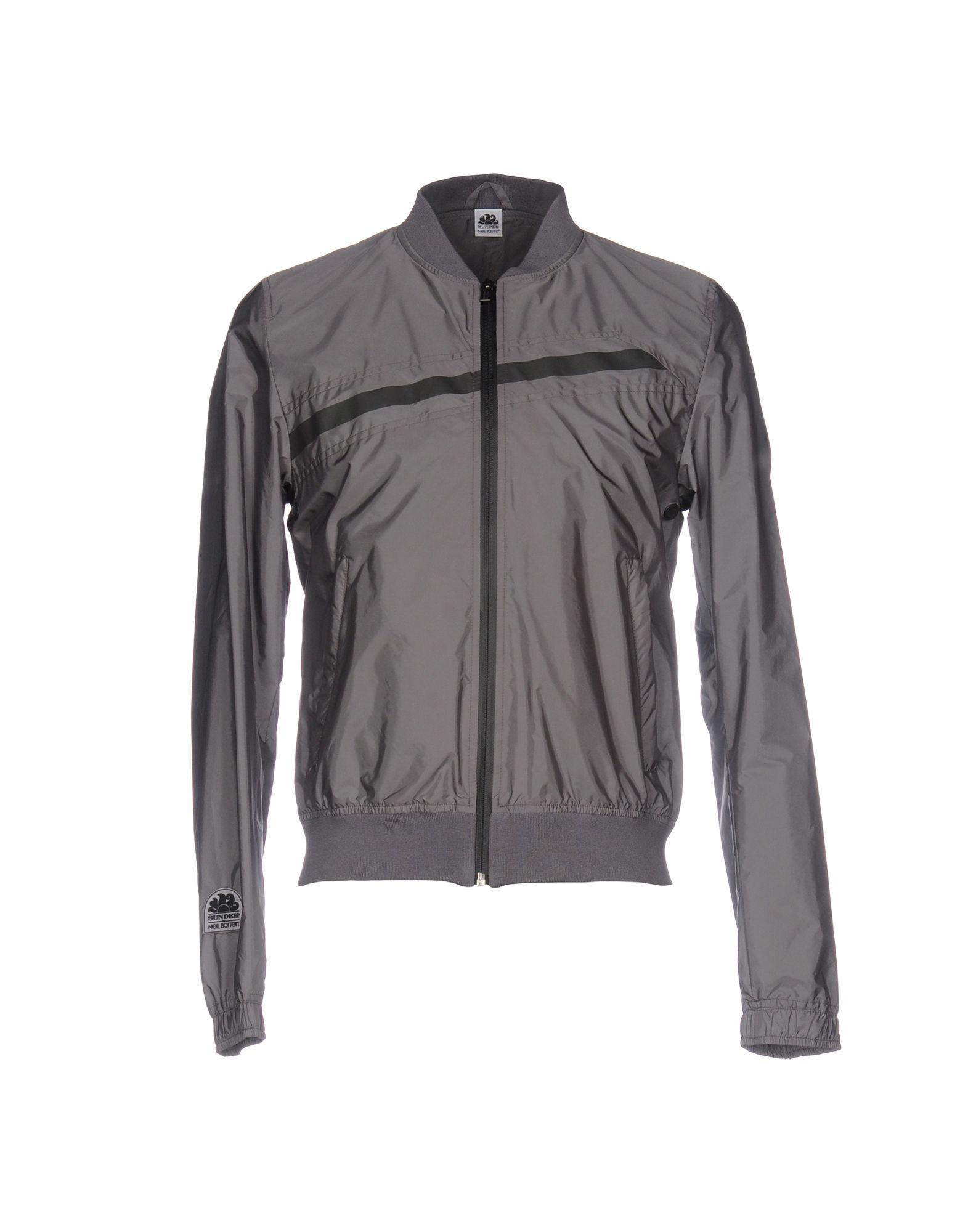 SUNDEK by NEIL BARRETT Куртка цены онлайн