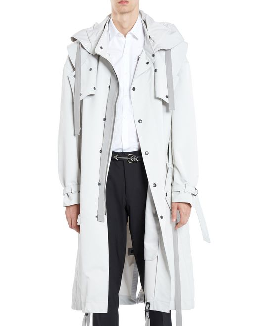 lanvin fishtail parka men