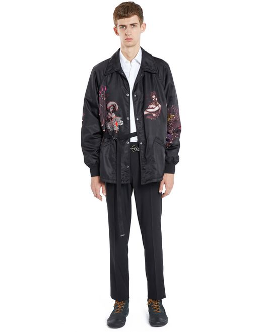 "lanvin ""street life"" jacket men"