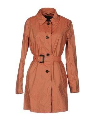 MOORER Damen Lange Jacke Farbe Rostrot Größe 5 Sale Angebote Schwarzheide