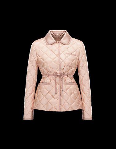 Moncler Short jacket D FRAICHE