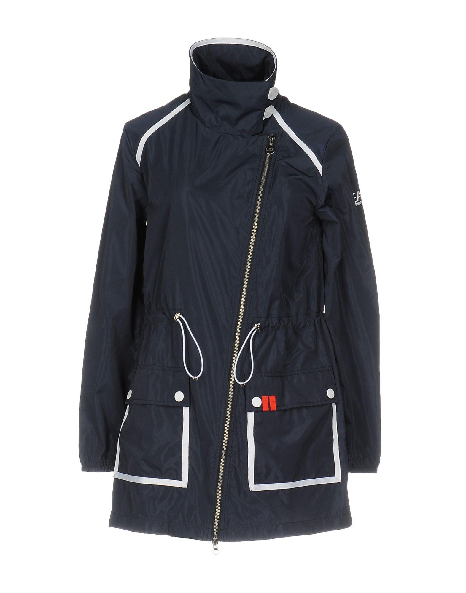 EA7 Легкое пальто