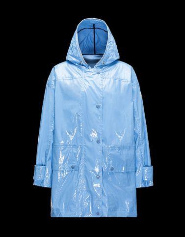 Moncler Raincoat D NAVET