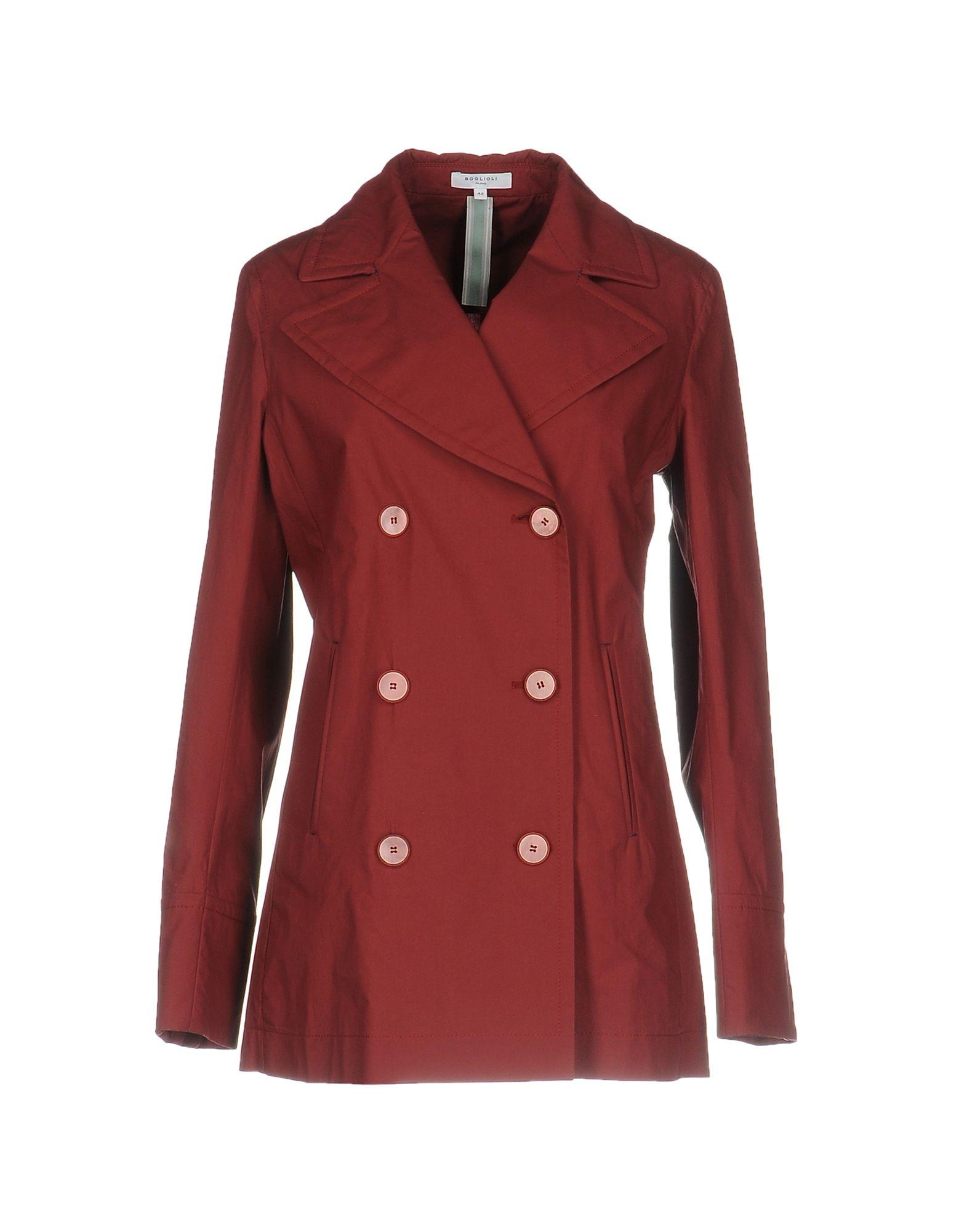 BOGLIOLI Легкое пальто mresale легкое пальто