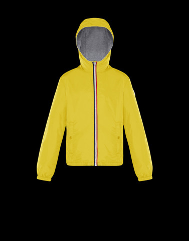 NEW URVILLE Yellow Category Overcoats Man
