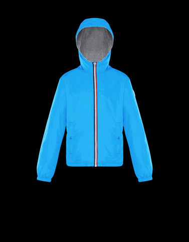 NEW URVILLE Azure Category Overcoats Man