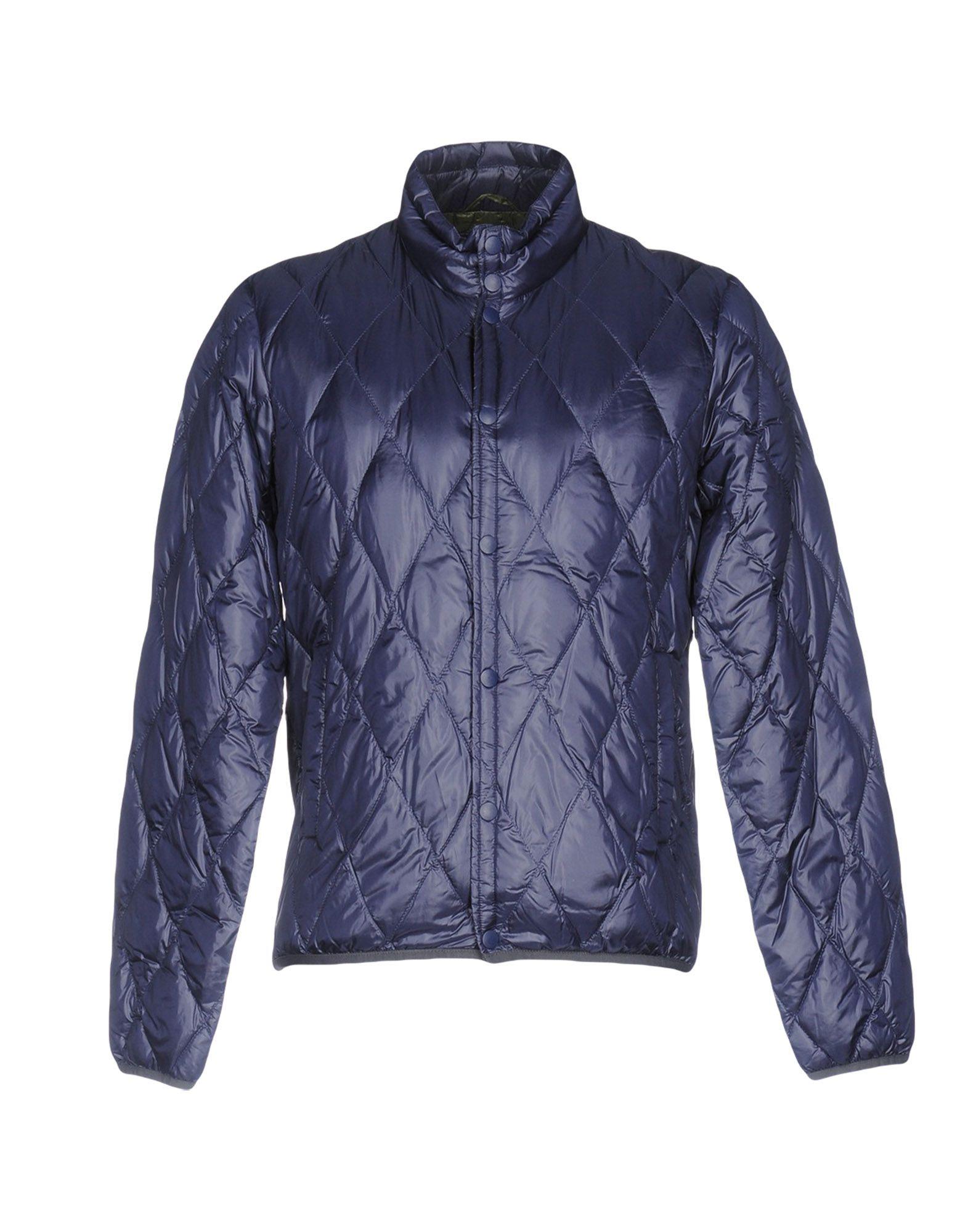 《送料無料》BPD BE PROUD OF THIS DRESS メンズ ダウンジャケット ダークブルー S ナイロン 100%