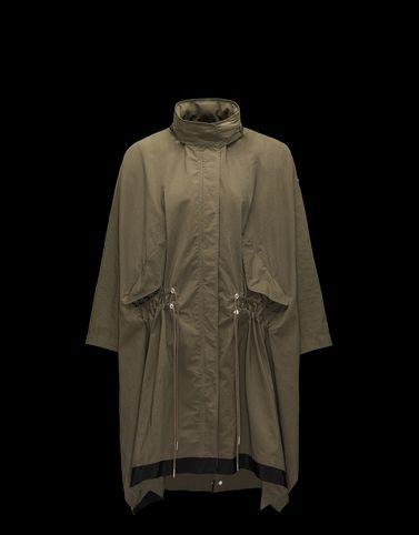 Moncler Raincoat D PISSENLIT
