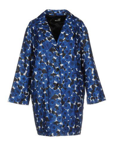 Blu donna LOVE MOSCHINO Cappotto donna