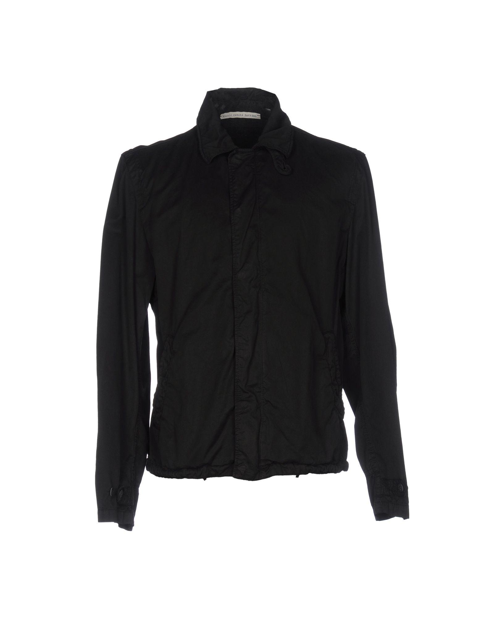 NICOLO' CESCHI BERRINI Куртка nicolo ceschi berrini рубашка с длинными рукавами