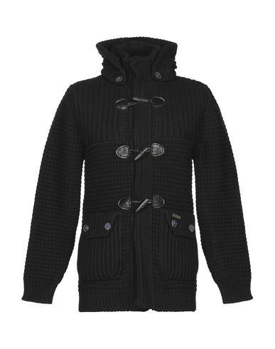 Купить Мужское пальто или плащ BARK черного цвета