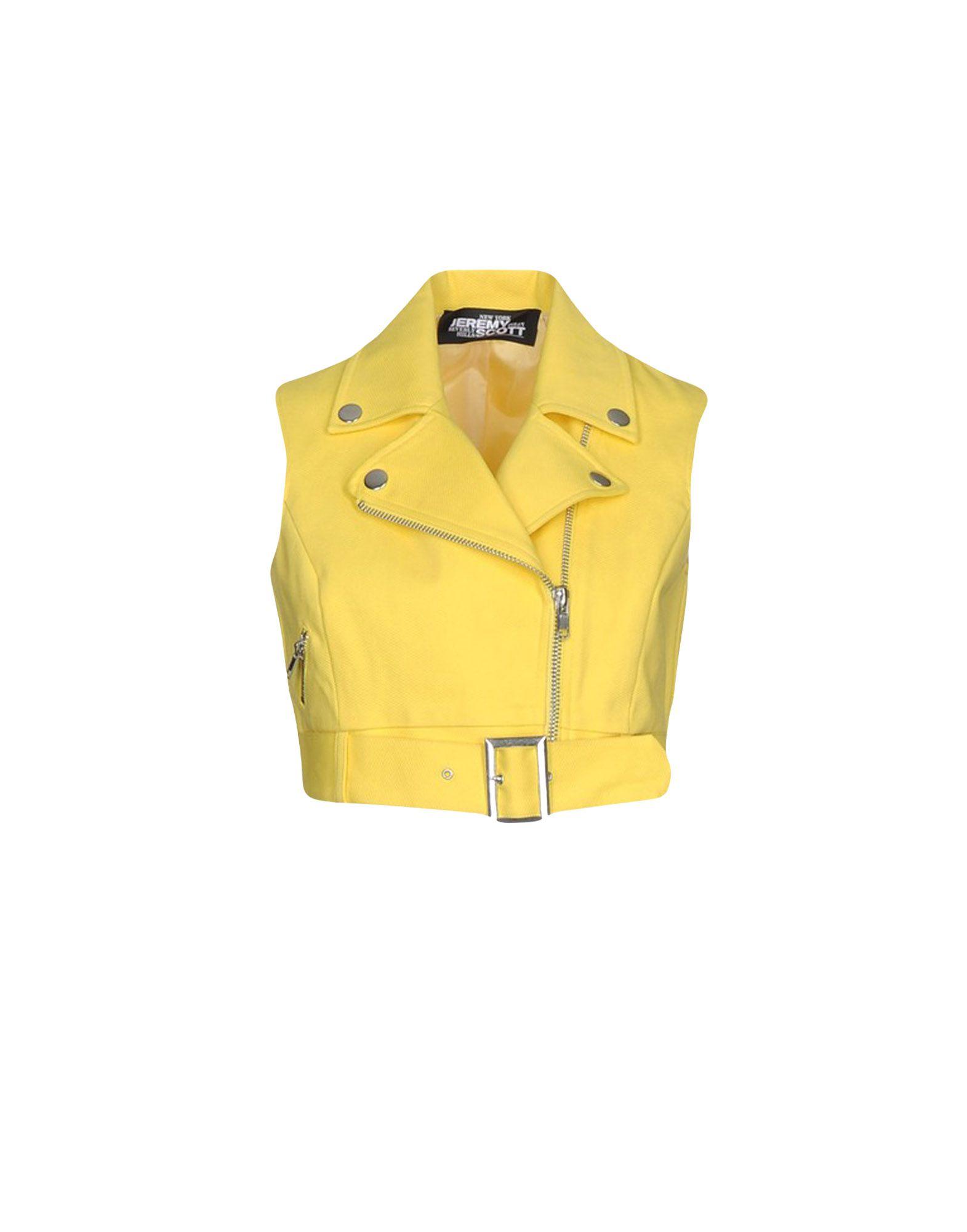 JEREMY SCOTT Куртка