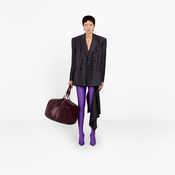 BALENCIAGA Jacket Woman Boxy Blazer g