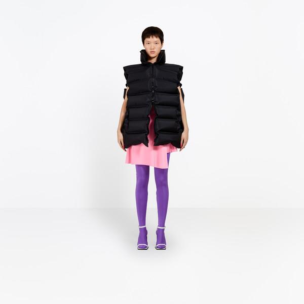 Inflatable Zipped Jacket