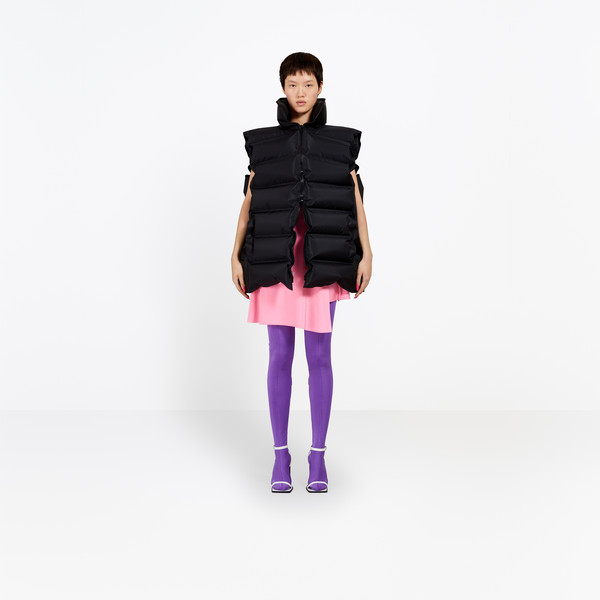 BALENCIAGA Jacket D Inflatable Zipped Jacket g