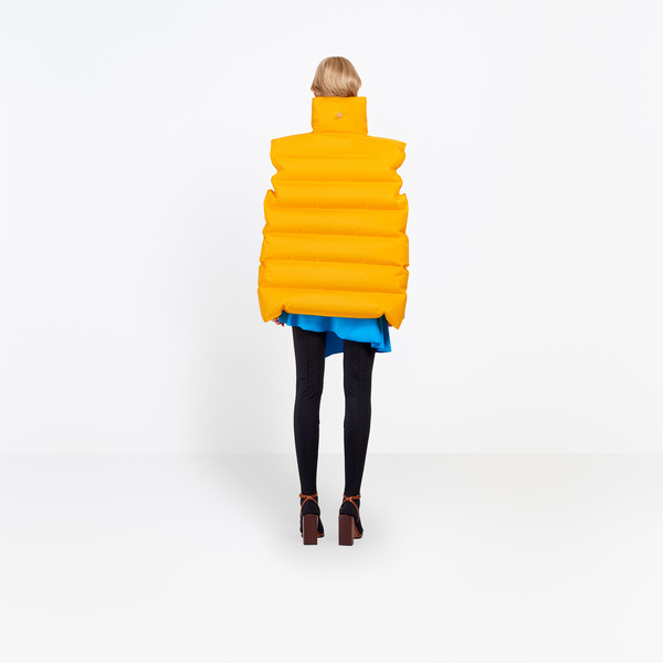 BALENCIAGA Jacket D Inflatable Jacket h