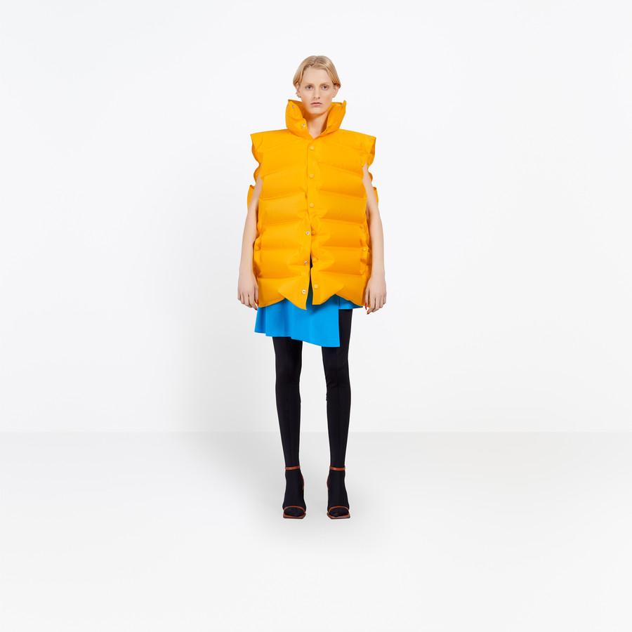 BALENCIAGA Inflatable Jacket Jacket D f
