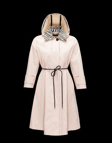 Moncler Raincoat D PETITFOUR