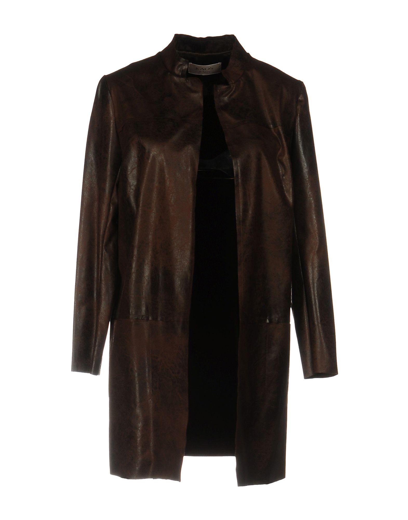 KAOS JEANS Легкое пальто kaos легкое пальто