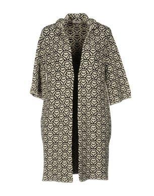 STEFANEL Damen Lange Jacke Farbe Elfenbein Größe 4 Sale Angebote Drieschnitz-Kahsel