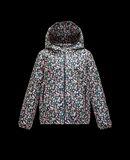 MONCLER VIVE IMPRIME - Overcoats - women