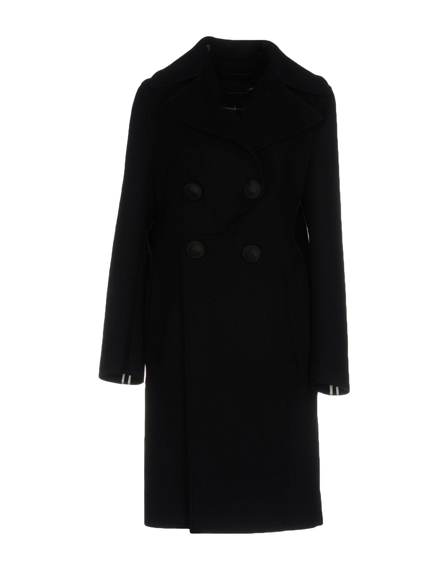 CEDRIC CHARLIER Пальто cedric charlier пальто