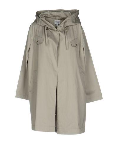Легкое пальто ARMANI COLLEZIONI 41698386GX