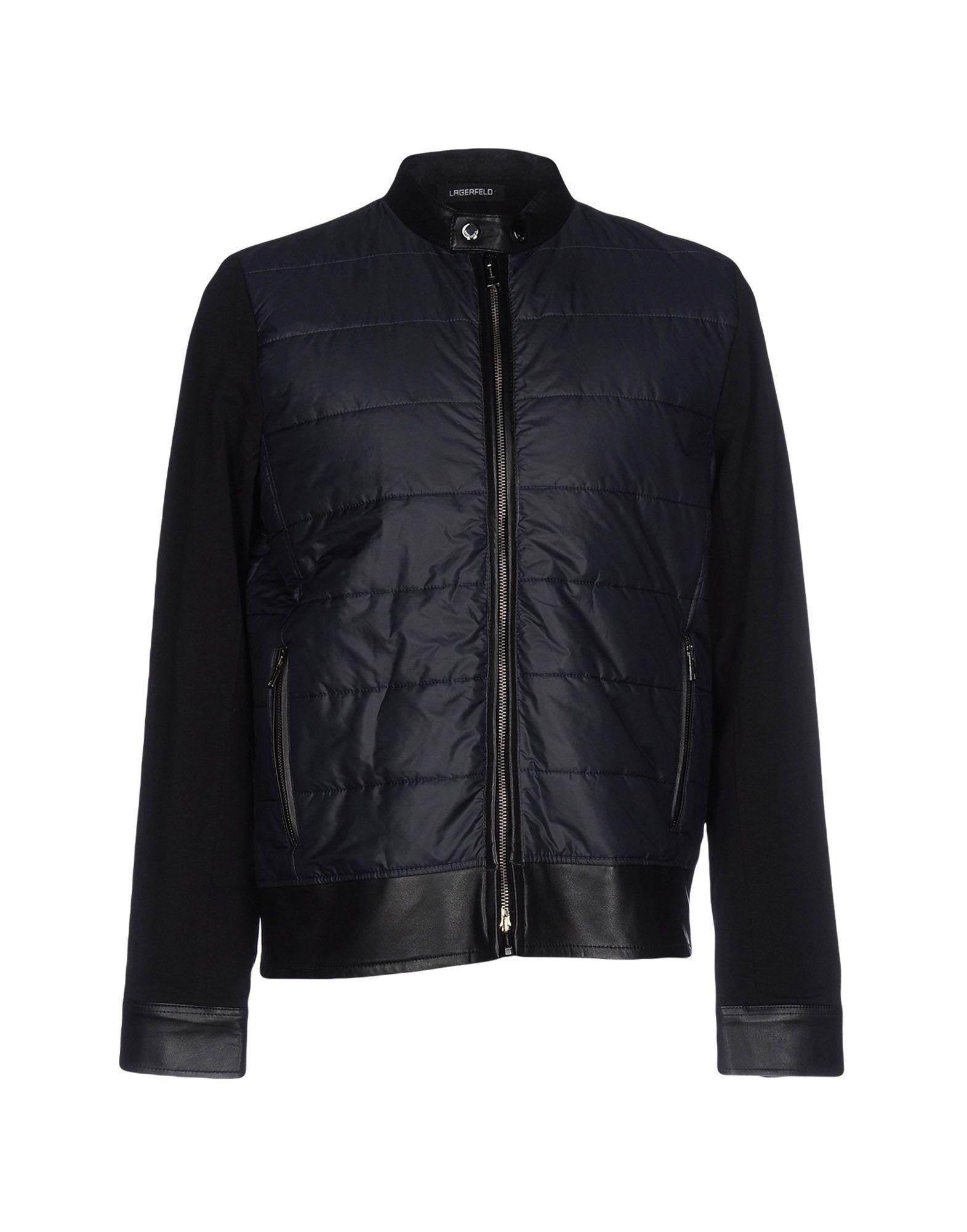 где купить KARL LAGERFELD Куртка по лучшей цене