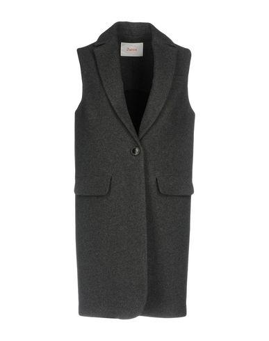 Купить Женское пальто или плащ JUCCA свинцово-серого цвета