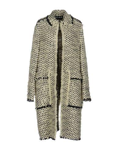 Легкое пальто ROCHAS 41698904ME
