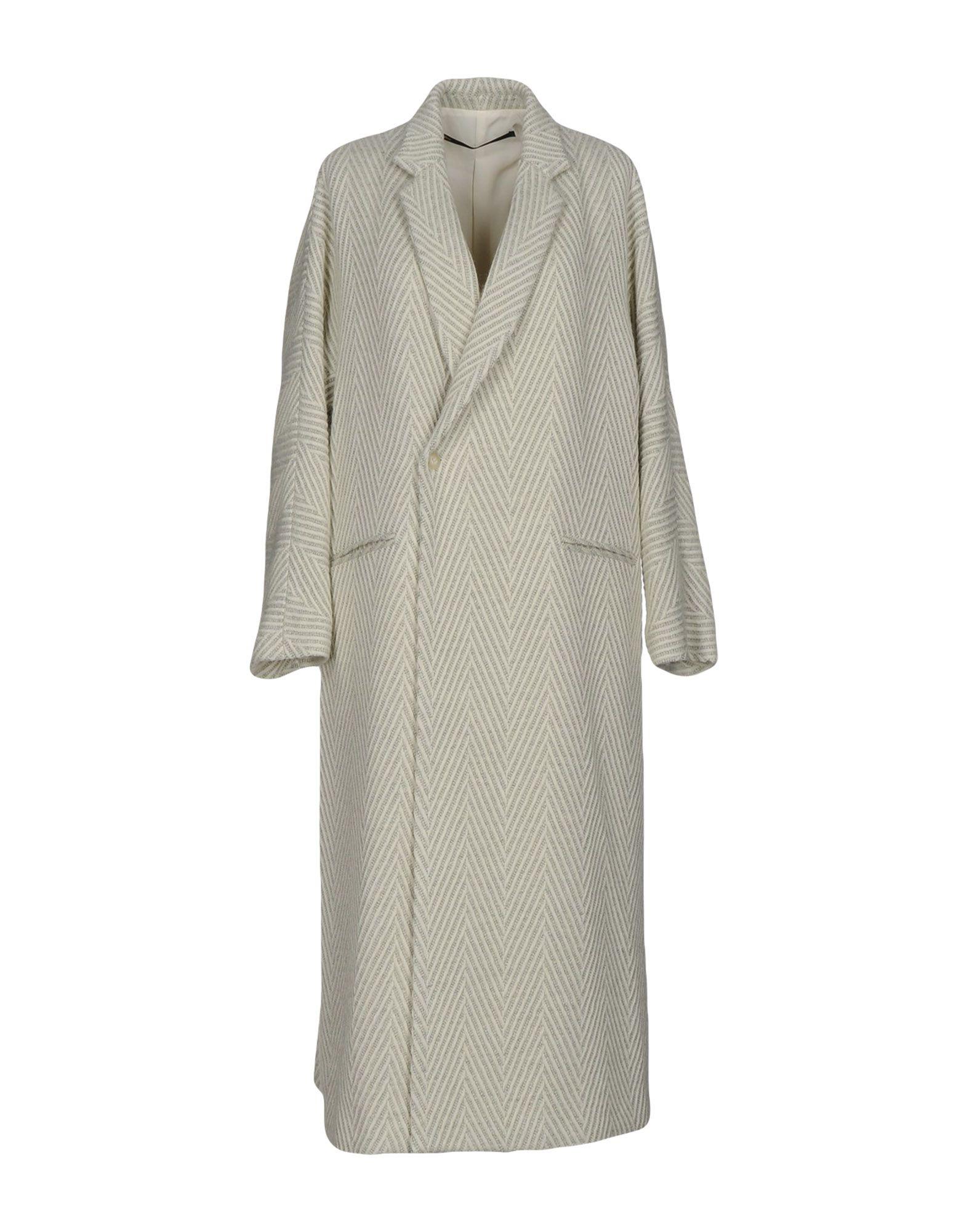 цена MULLER of YOSHIO KUBO Пальто онлайн в 2017 году