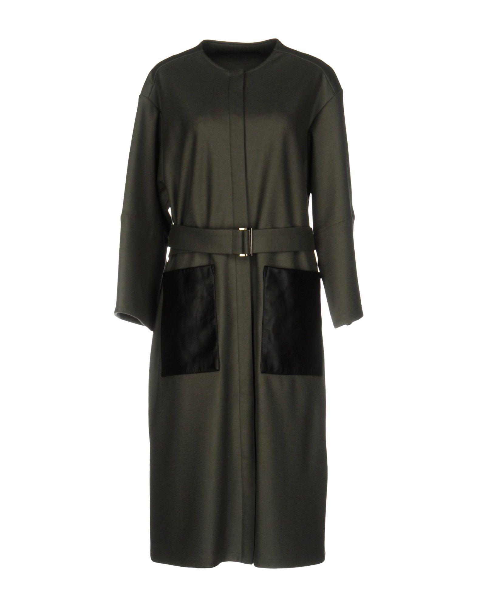 цена MULLER of YOSHIO KUBO Легкое пальто онлайн в 2017 году