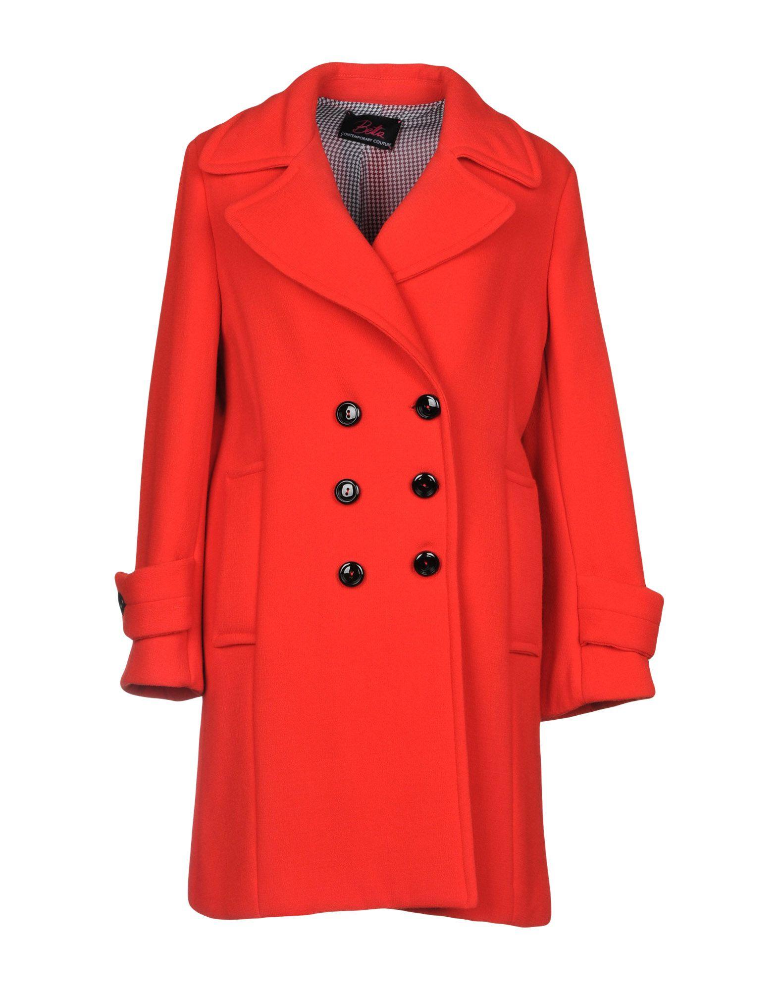 BETTA CONTEMPORARY COUTURE Пальто