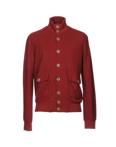 Фото - Мужскую куртку CAPOBIANCO красно-коричневого цвета