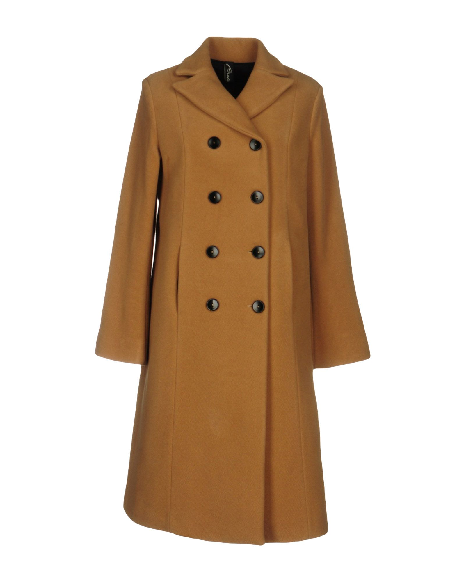 цена BREBIS NOIR Пальто онлайн в 2017 году