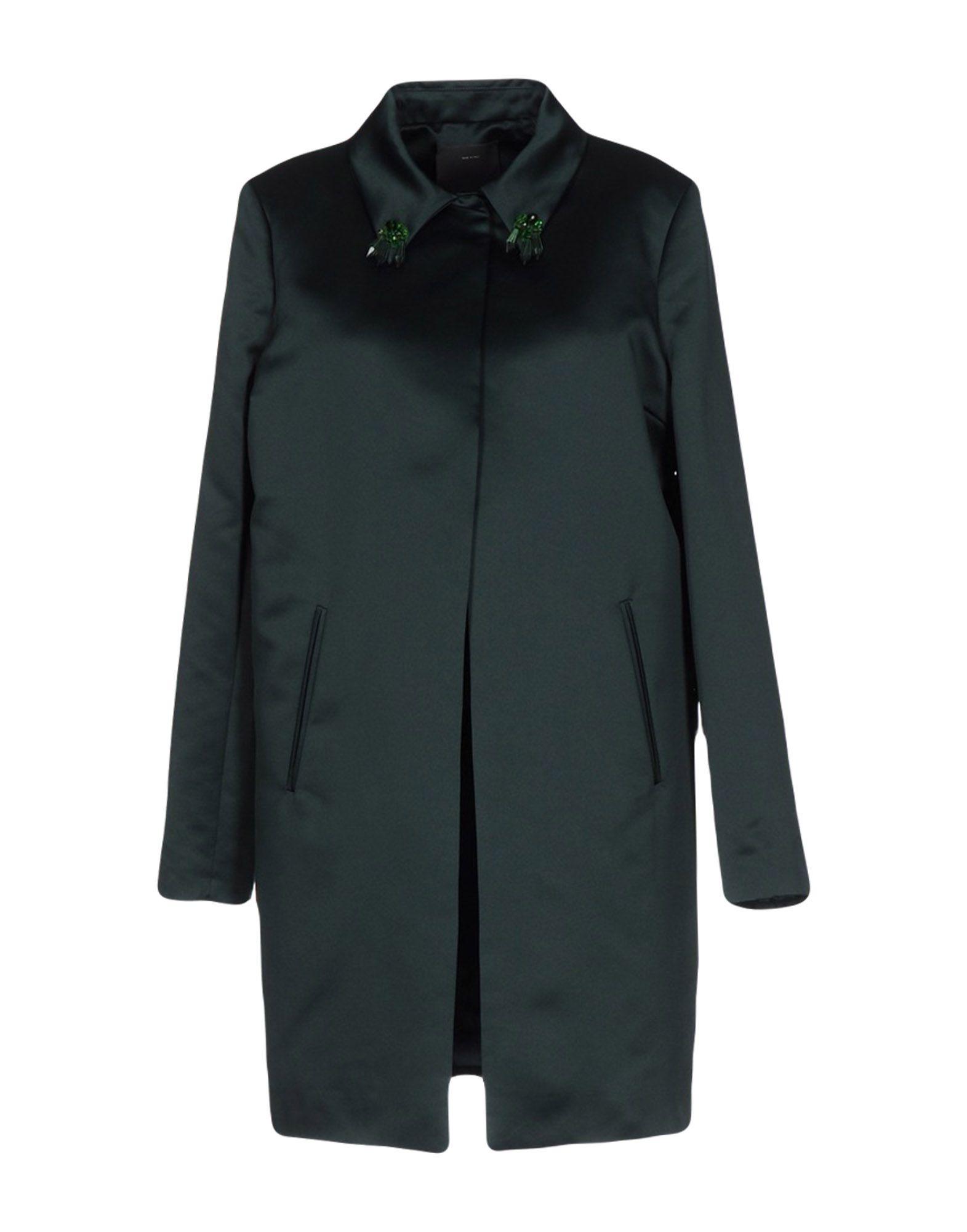 PINKO Легкое пальто pinko black пальто
