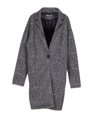 MbyMAIOCCI Damen Lange Jacke Farbe Grau Größe 6