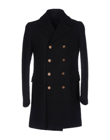 Пальто GREY DANIELE ALESSANDRINI 41702376EE