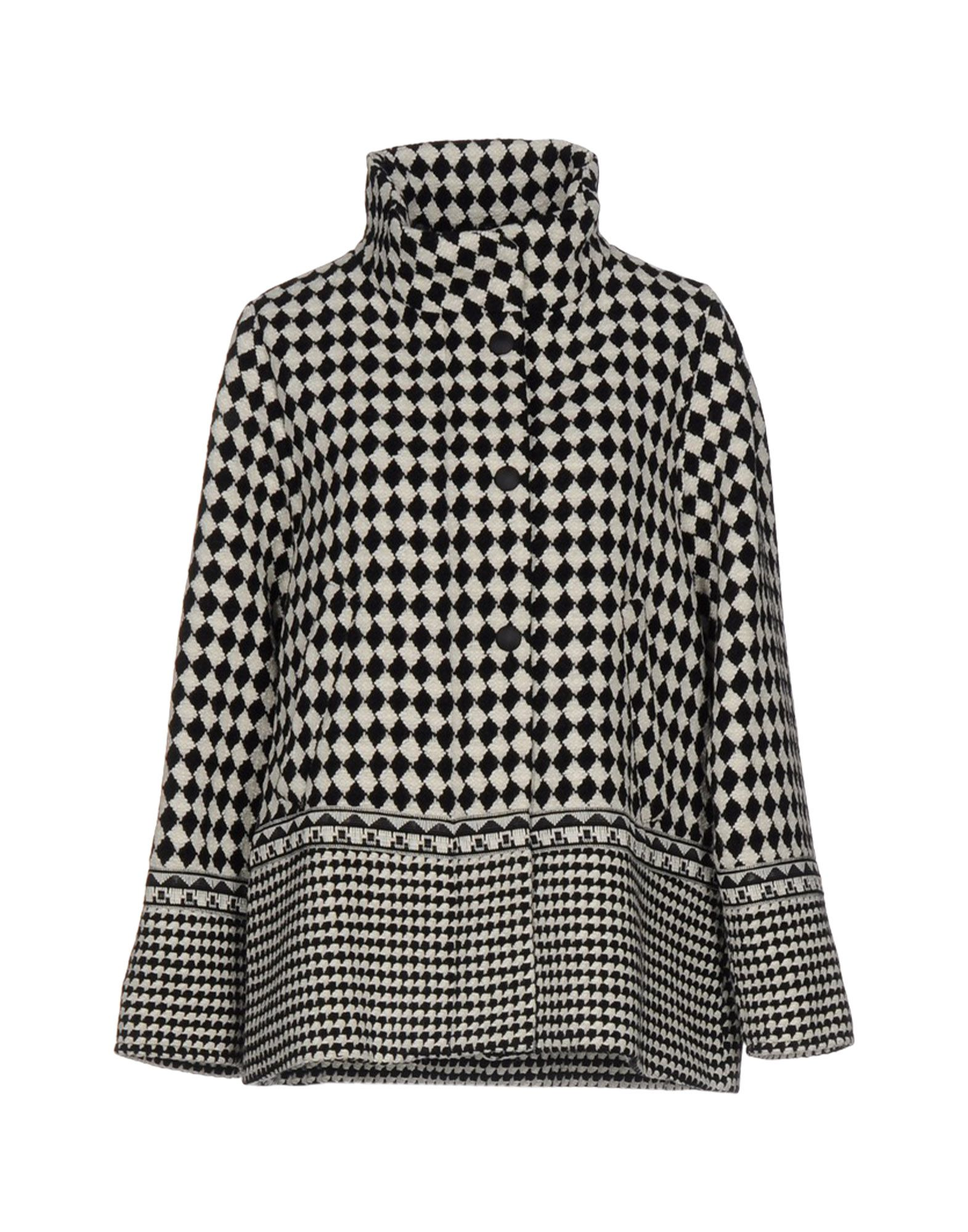 [C] STUDIO Пальто пальто алонзо d'imma fashion studio