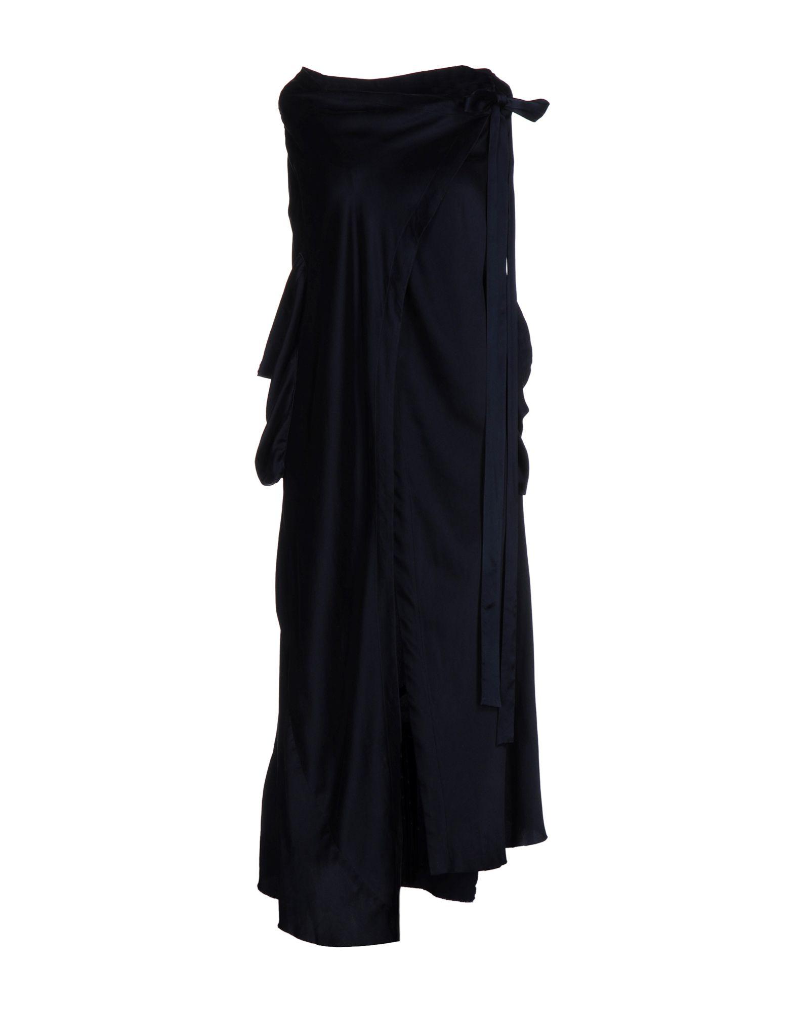 GREG LAUREN Платье длиной 3/4 запонки greg greg mp002xm24n69