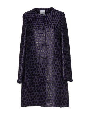 JIJIL Damen Mantel Farbe Violett Größe 5