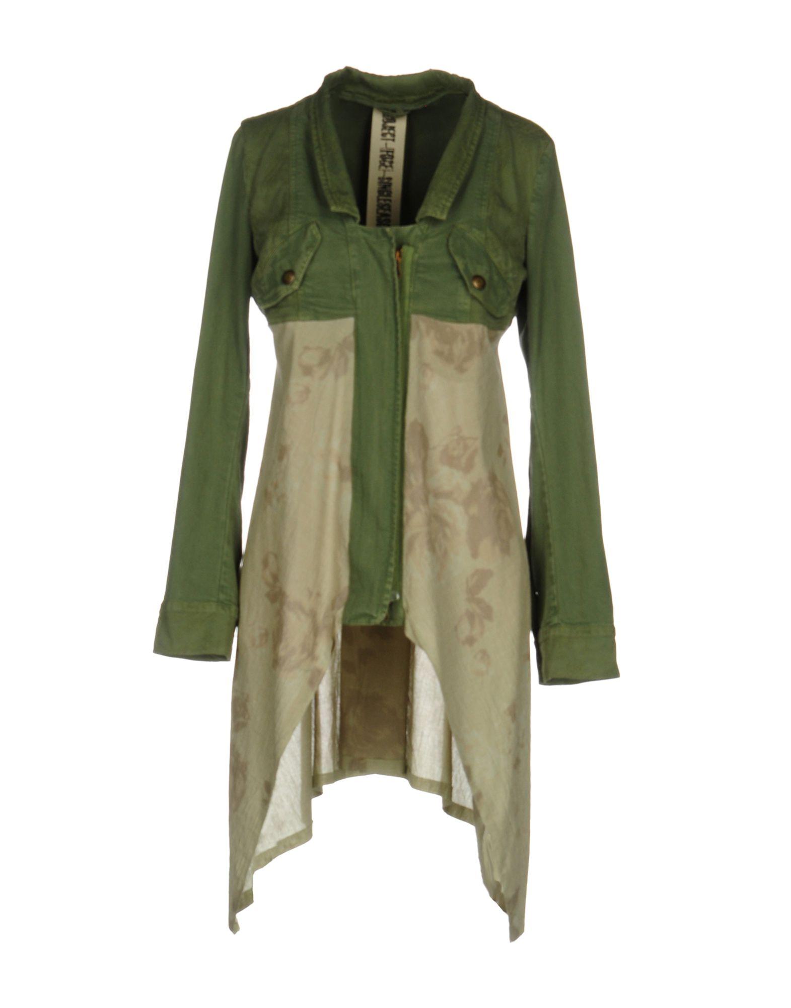 PROJECT -- [FOCE] -- SINGLESEASON -- Легкое пальто project [foce] singleseason пиджак