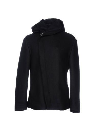 Фото - Мужское пальто или плащ BRIAN DALES черного цвета