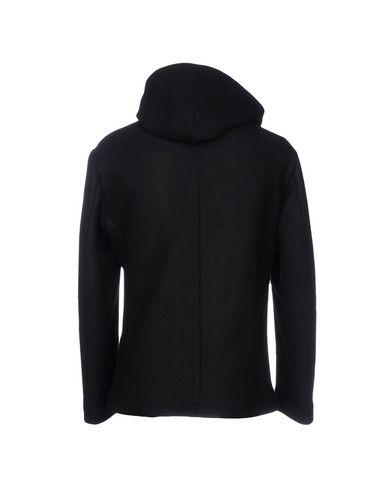 Фото 2 - Мужское пальто или плащ BRIAN DALES черного цвета