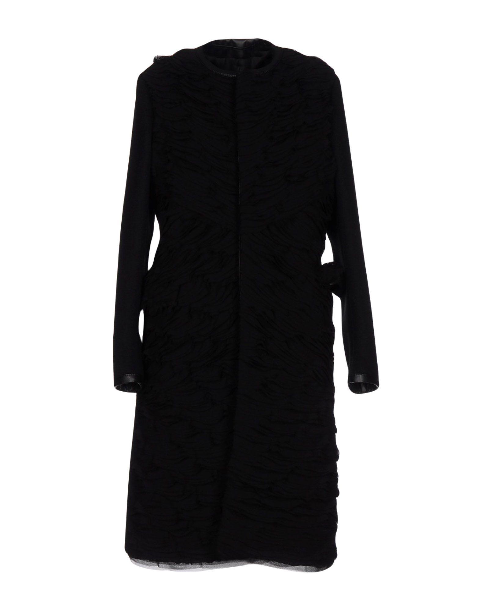NOIR KEI NINOMIYA Пальто noir kei ninomiya свитер