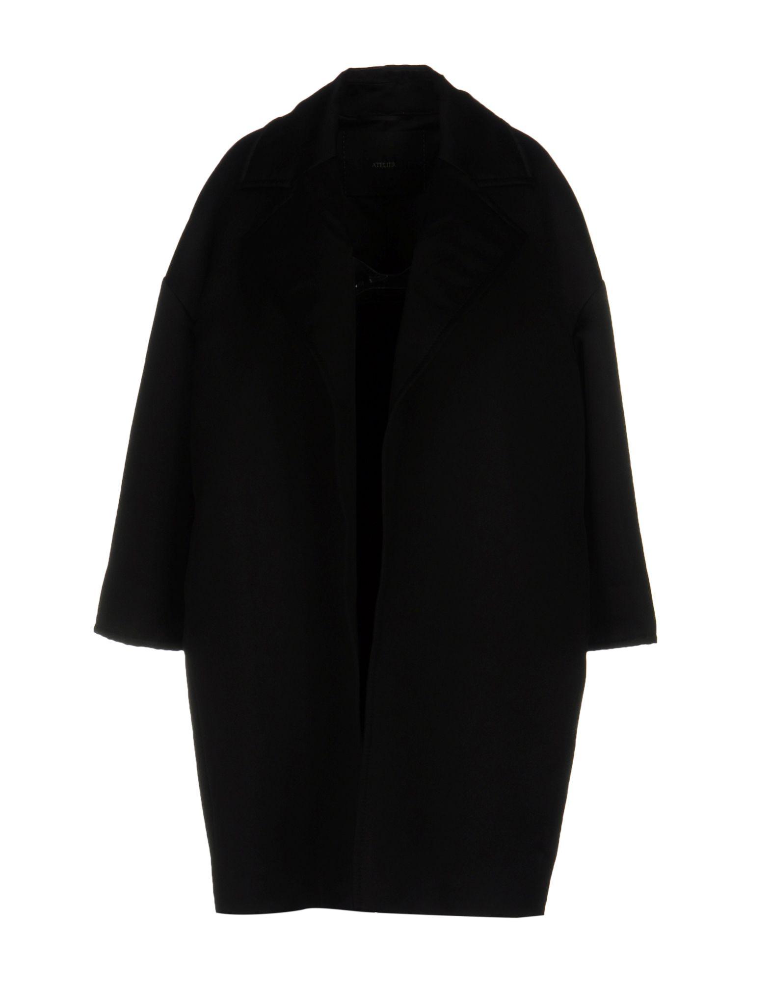 MAX MARA Легкое пальто асимметричное пальто с широкими рукавами max mara пальто свободного покроя