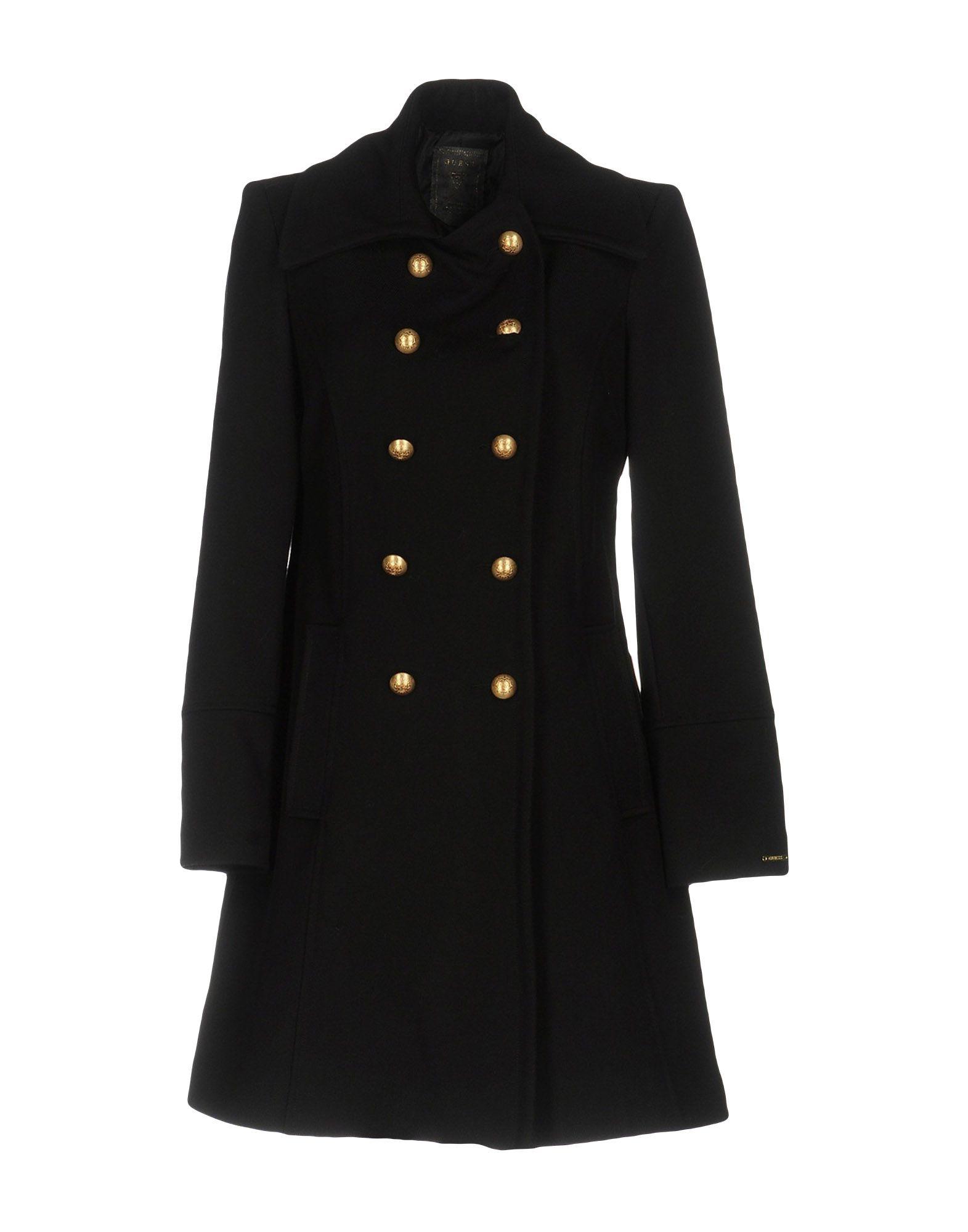 GUESS Пальто цены онлайн