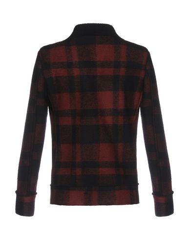 Фото 2 - Мужскую куртку STILOSOPHY INDUSTRY красного цвета