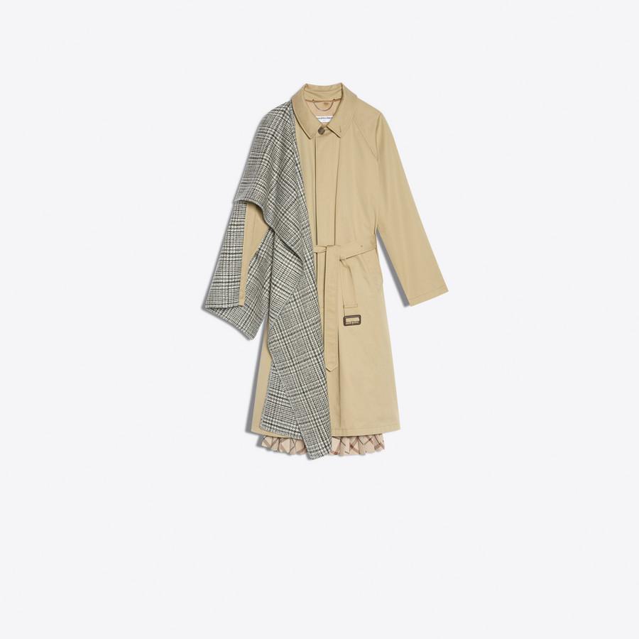 BALENCIAGA In-Out Car Coat Coats D f
