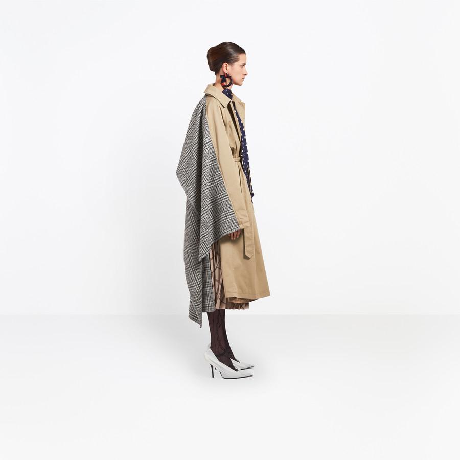 BALENCIAGA In-Out Car Coat Coats D i